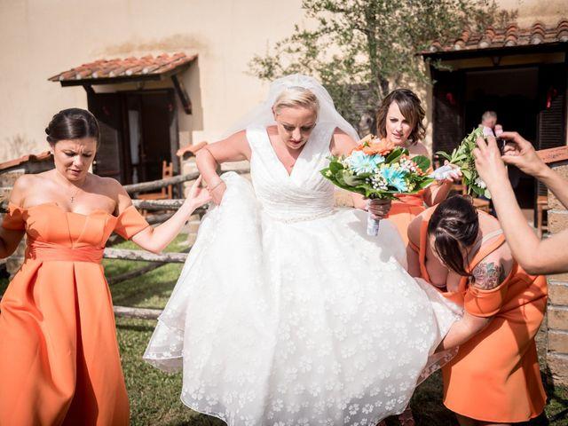 Il matrimonio di Daniele e Louise a Amelia, Terni 22