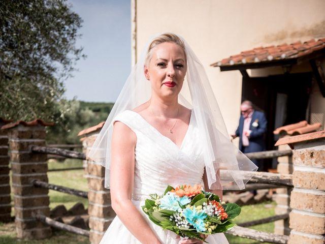 Il matrimonio di Daniele e Louise a Amelia, Terni 24