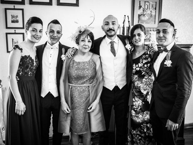 Il matrimonio di Daniele e Louise a Amelia, Terni 35