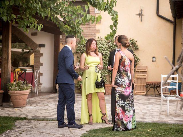 Il matrimonio di Daniele e Louise a Amelia, Terni 51