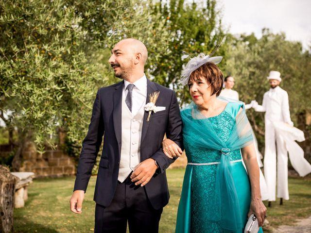 Il matrimonio di Daniele e Louise a Amelia, Terni 55