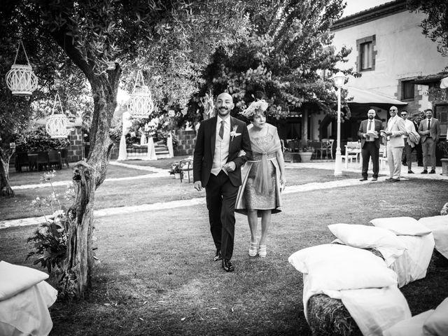 Il matrimonio di Daniele e Louise a Amelia, Terni 59