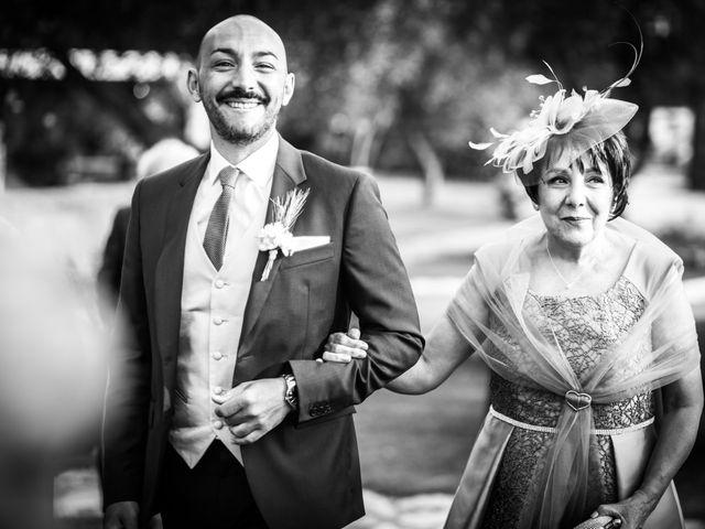 Il matrimonio di Daniele e Louise a Amelia, Terni 61