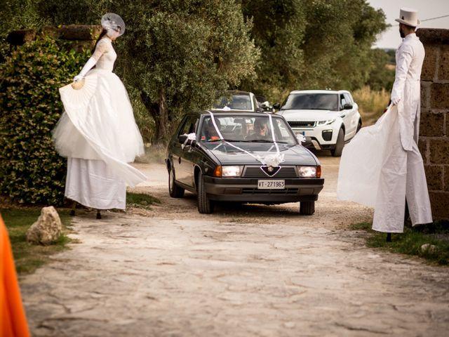 Il matrimonio di Daniele e Louise a Amelia, Terni 67