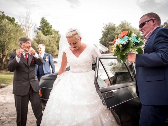 Il matrimonio di Daniele e Louise a Amelia, Terni 69