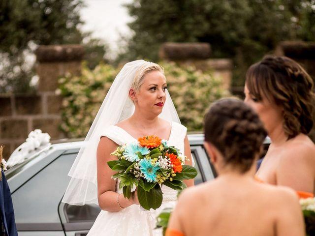 Il matrimonio di Daniele e Louise a Amelia, Terni 72