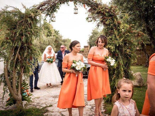 Il matrimonio di Daniele e Louise a Amelia, Terni 73