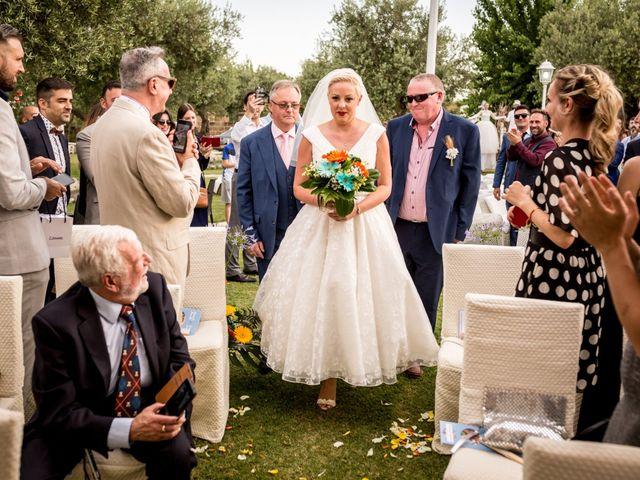 Il matrimonio di Daniele e Louise a Amelia, Terni 80