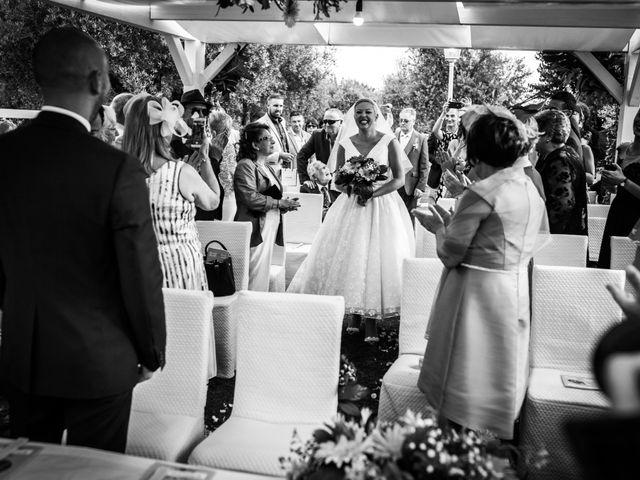 Il matrimonio di Daniele e Louise a Amelia, Terni 81