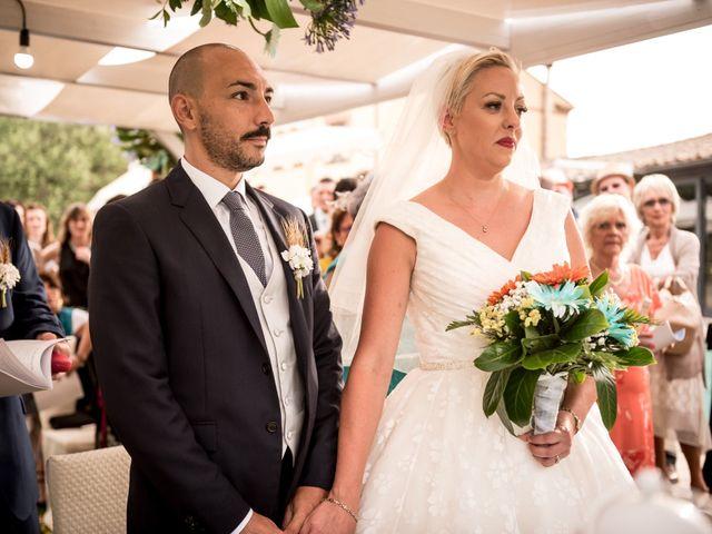 Il matrimonio di Daniele e Louise a Amelia, Terni 86
