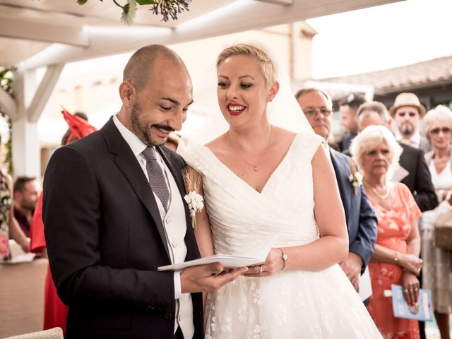 Il matrimonio di Daniele e Louise a Amelia, Terni 92