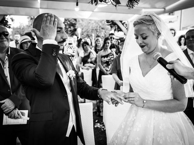Il matrimonio di Daniele e Louise a Amelia, Terni 98
