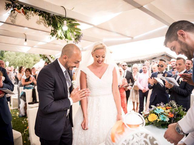 Il matrimonio di Daniele e Louise a Amelia, Terni 99