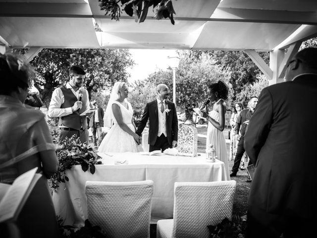 Il matrimonio di Daniele e Louise a Amelia, Terni 102