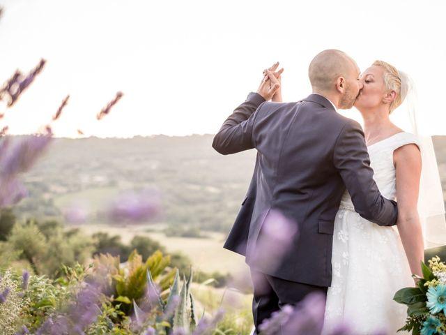 Le nozze di Louise e Daniele