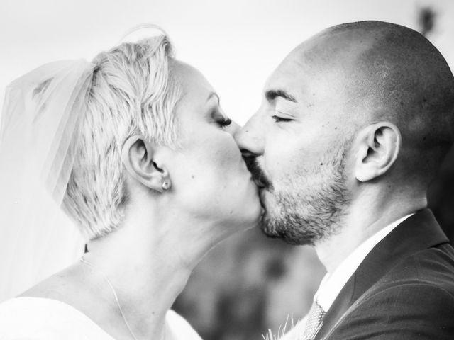 Il matrimonio di Daniele e Louise a Amelia, Terni 108