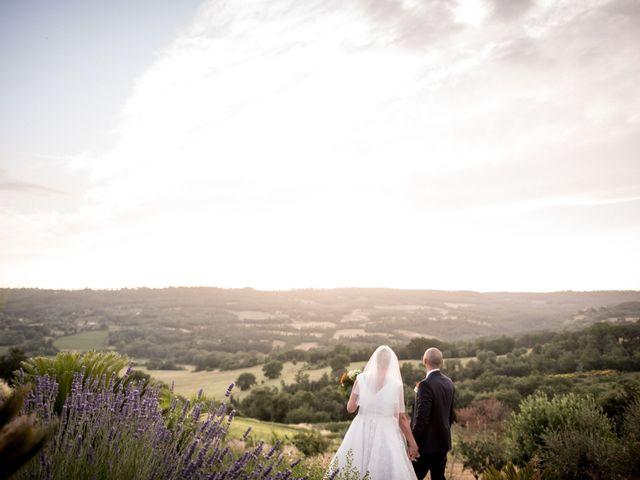 Il matrimonio di Daniele e Louise a Amelia, Terni 115