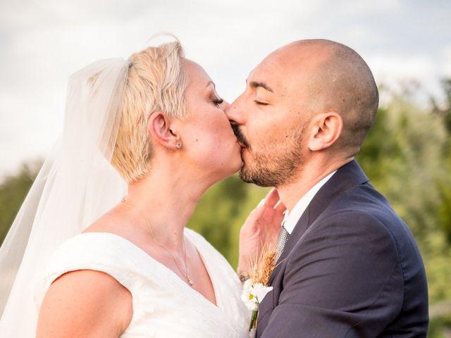 Il matrimonio di Daniele e Louise a Amelia, Terni 116