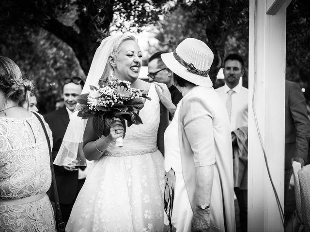 Il matrimonio di Daniele e Louise a Amelia, Terni 132