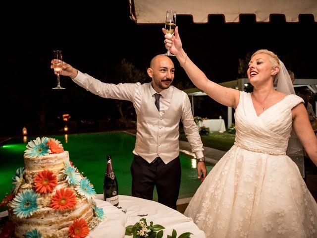 Il matrimonio di Daniele e Louise a Amelia, Terni 166
