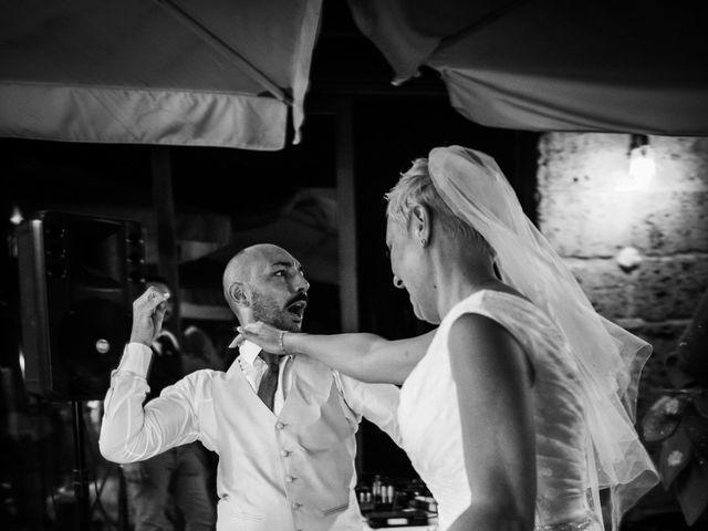 Il matrimonio di Daniele e Louise a Amelia, Terni 170
