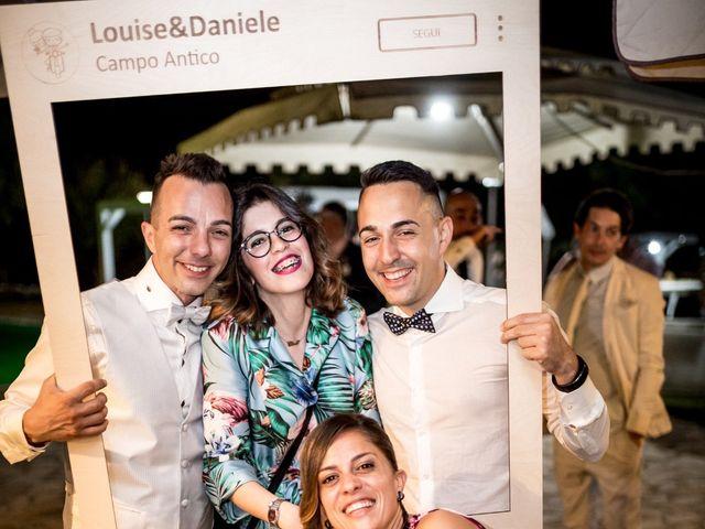 Il matrimonio di Daniele e Louise a Amelia, Terni 174