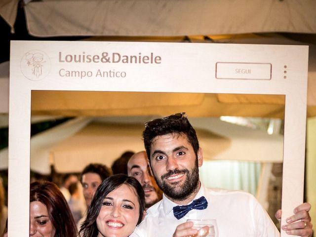 Il matrimonio di Daniele e Louise a Amelia, Terni 175