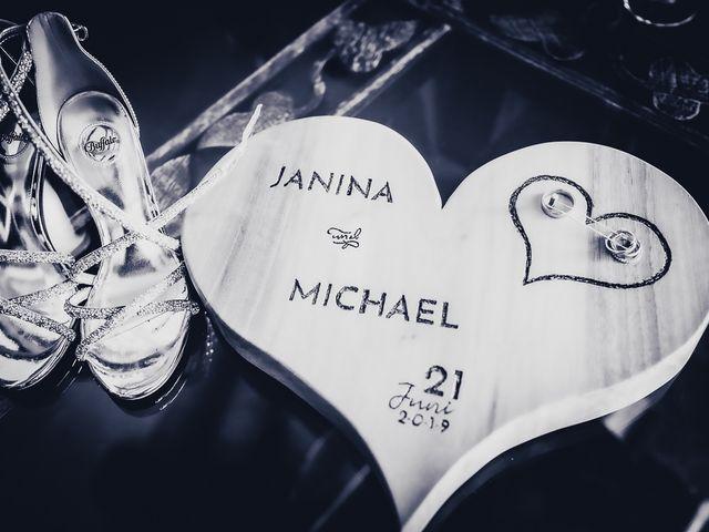 Il matrimonio di Janina e Michael a Orvieto, Terni 18
