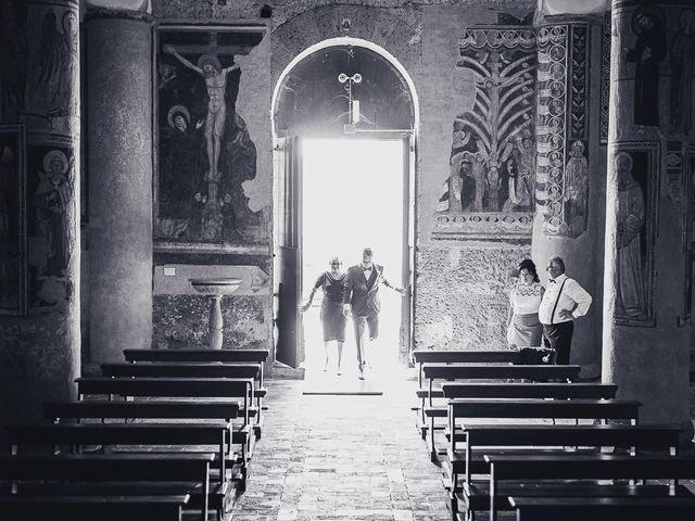 Il matrimonio di Janina e Michael a Orvieto, Terni 27