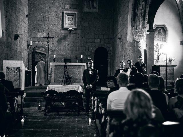 Il matrimonio di Janina e Michael a Orvieto, Terni 28