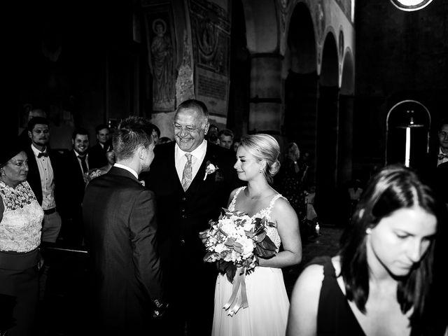 Il matrimonio di Janina e Michael a Orvieto, Terni 29