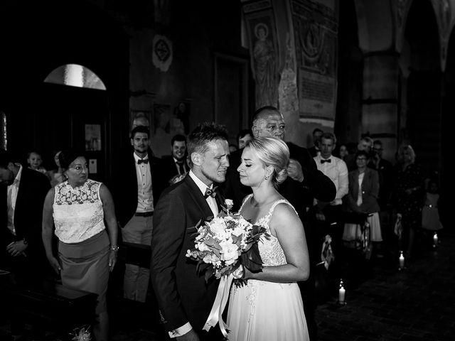 Il matrimonio di Janina e Michael a Orvieto, Terni 30