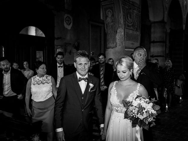 Il matrimonio di Janina e Michael a Orvieto, Terni 31