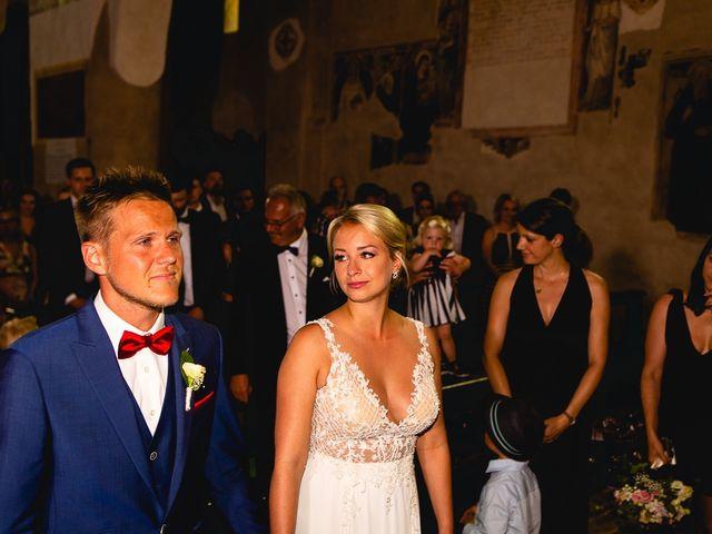 Il matrimonio di Janina e Michael a Orvieto, Terni 34