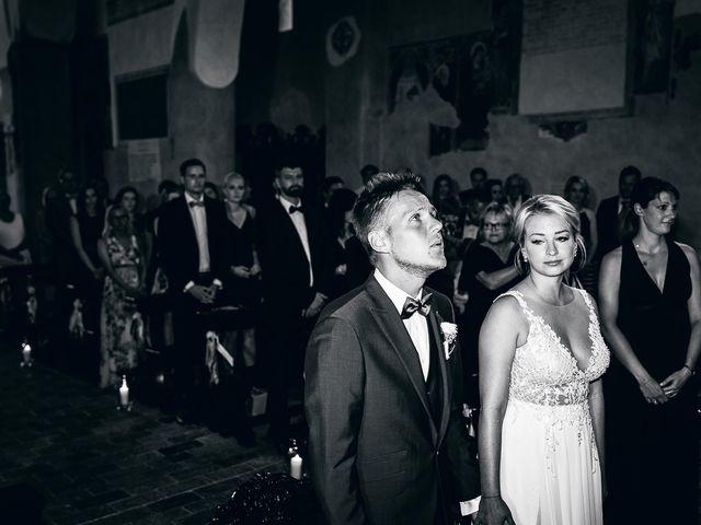 Il matrimonio di Janina e Michael a Orvieto, Terni 35