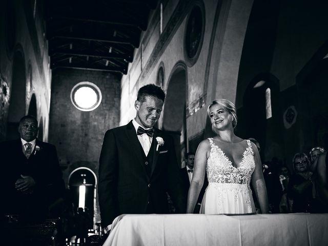 Il matrimonio di Janina e Michael a Orvieto, Terni 36