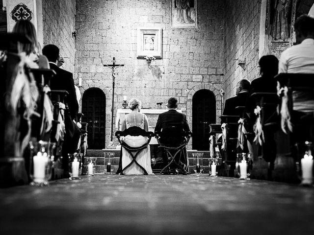 Il matrimonio di Janina e Michael a Orvieto, Terni 38