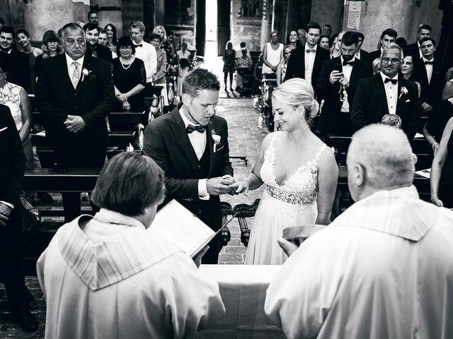 Il matrimonio di Janina e Michael a Orvieto, Terni 39