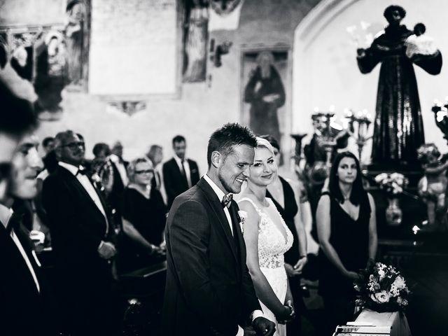 Il matrimonio di Janina e Michael a Orvieto, Terni 40
