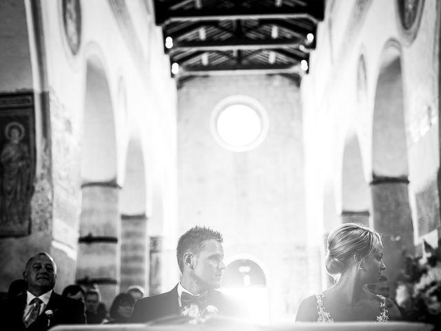Il matrimonio di Janina e Michael a Orvieto, Terni 41