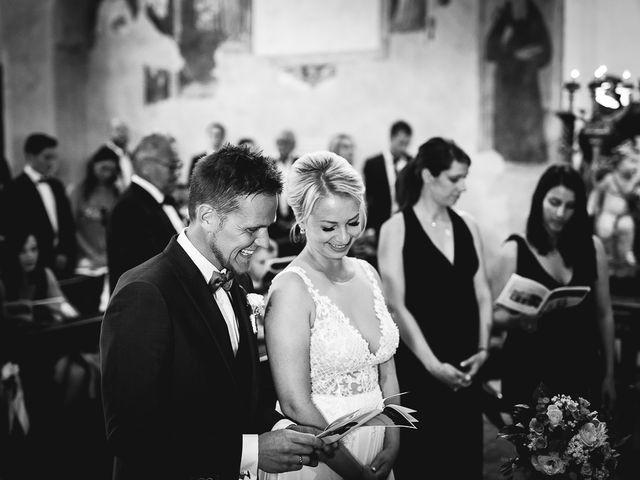 Il matrimonio di Janina e Michael a Orvieto, Terni 42