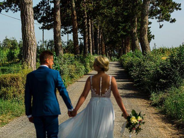 Il matrimonio di Janina e Michael a Orvieto, Terni 45