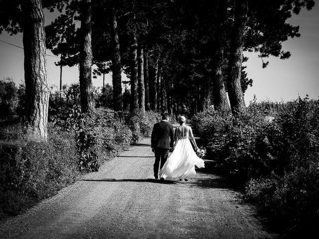Il matrimonio di Janina e Michael a Orvieto, Terni 46