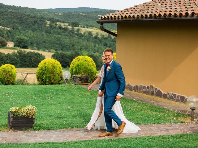 Il matrimonio di Janina e Michael a Orvieto, Terni 51