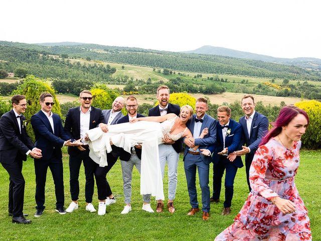 Il matrimonio di Janina e Michael a Orvieto, Terni 69