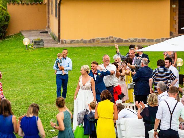 Il matrimonio di Janina e Michael a Orvieto, Terni 76