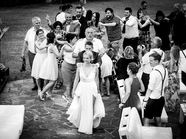 Il matrimonio di Janina e Michael a Orvieto, Terni 77