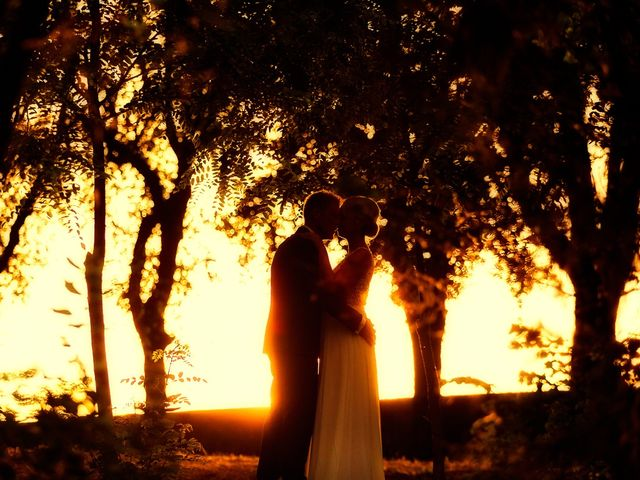 Il matrimonio di Janina e Michael a Orvieto, Terni 83
