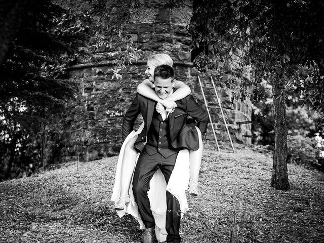 Il matrimonio di Janina e Michael a Orvieto, Terni 87