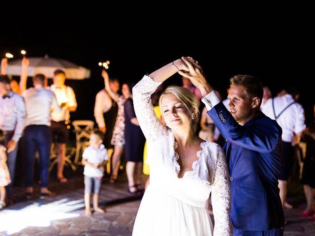 Il matrimonio di Janina e Michael a Orvieto, Terni 92